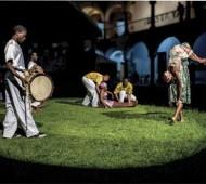 Teatro por la Paz de Tumaco, el grupo Semillas de Paz de Putumayo y la Red Juvenil Suroccidental de Barranquilla