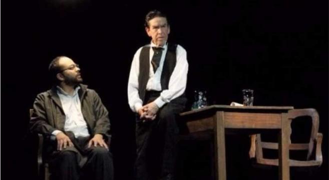 CRIMEN Y CASTIGO Teatro Libre