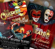 FESTIVALES COLOMBIA 2017