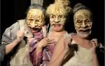 LAS TRES VIEJAS Laboratorio de la máscara 2017