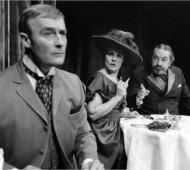 EL LOBO de Ferenc Molnár dirigida por Frank Hauser