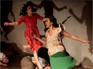CAMPO MUERTO Danza Común