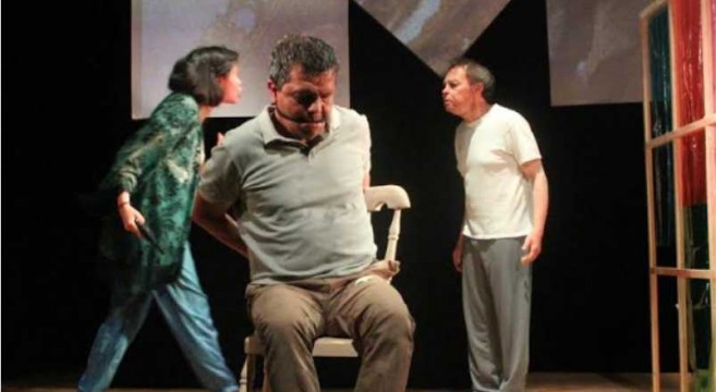 LA MUERTE Y LA DONCELLA Teatro Quimera