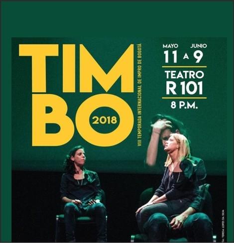 TIMBO 2018